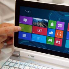 Acer iki Windows 8'li tabletini ortaya çıkardı