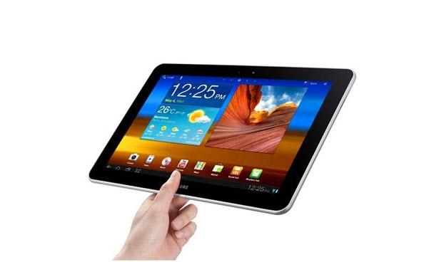 Samsung'dan Tab'lere Android 4.0 güncellemesi