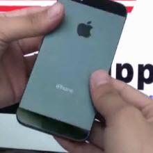 iPhone 5'in dış tarafı böyle mi olacak?