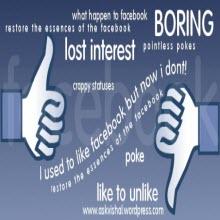 Facebook eskisi kadar tat vermiyor