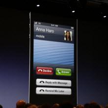 Yeni telefon işlevleri ve diğer yenilikler