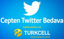Turkcell'den ücretsiz Twitter erişimi