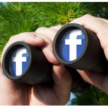 Facebook'tan gezintiye göre reklam