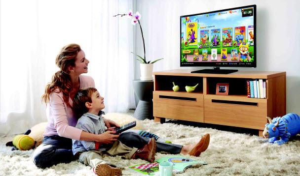 Slim TV 5 serisi ile Smart TV'nin keyfini çıkarın