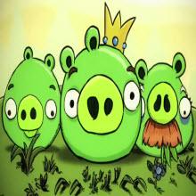Yeni Angry Birds çok farklı geliyor...