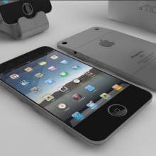 Yeni iPhone'nun yeni ekranı