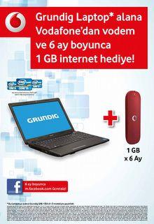 Arçelik ve Vodafone'dan kampanya