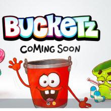 Beklenen mobil oyun Bucketz geliyor!