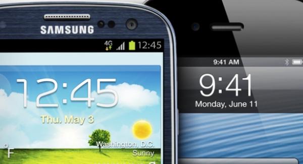 Galaxy S3 satışları iPhone'u ezdi geçti
