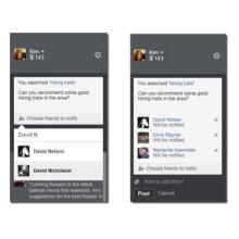Bing'e yeni bir Facebook özelliği daha