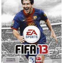 FIFA 13'den yeni detaylar, kareler