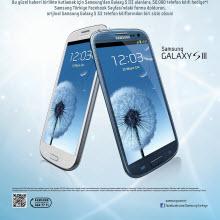 Samsung'dan Galaxy S3 için teşekkür hediyesi
