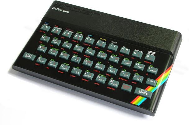 ZX Spectrum: C64 için alt-seviye model