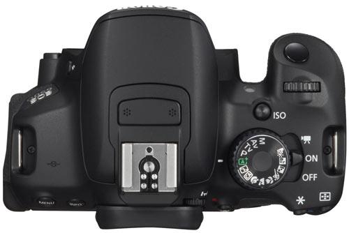 EOS 650D ile Full HD video
