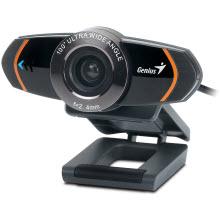 Genius'dan geniş görüş açılı webcam