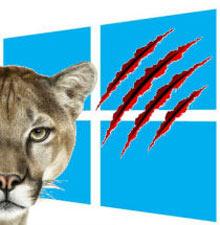 Windows 8 ve Mountain Lion karşı karşıya