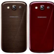 Yeni Galaxy S3'ler yolda!