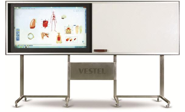 3D Smart LED TV ve diğer yeni Vestel'ler