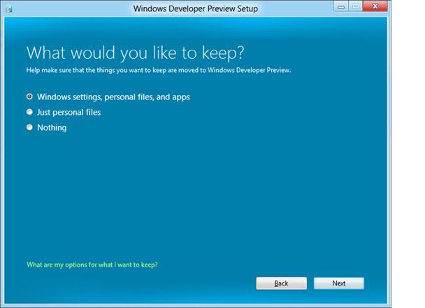 Windows 8'in donanımsal gereksinimleri neler?