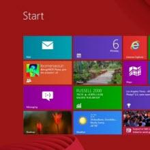 Windows 8'e ilk bakım yolda
