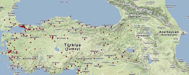 Türkiye'ye özel bir saldırı düzenlendi!