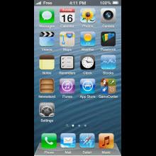 Android'inize iPhone 5 ekranını getirin
