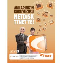 TTNet Netdisk kapasitesini katladı!