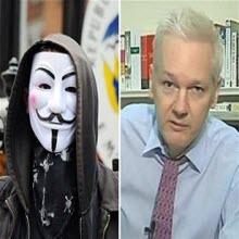 Wikileaks, Anonymous'u kaybetti