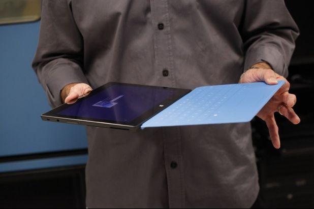 Microsoft Surface RT Teknik Özellikleri