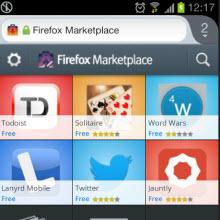 Firefox Marketplace'i Aurora ile denemek mümkün