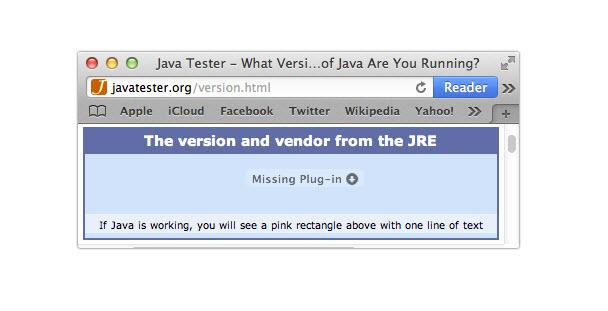 Apple, OS X'den Java eklentisini kaldırdı