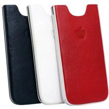 Deri ve suni deri iPhone 5 kılıfları hazır!