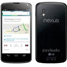 Google'ın yeni telefonu ortaya çıktı
