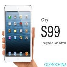 """Made in China: iPad mini değil """"GooPad"""""""