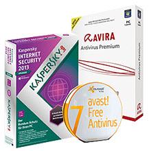 20 antivirüs sistem performansı testinde