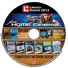DVD Kasım 2012