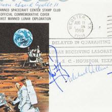 Uzaydan gelen mektup açık artırmada!