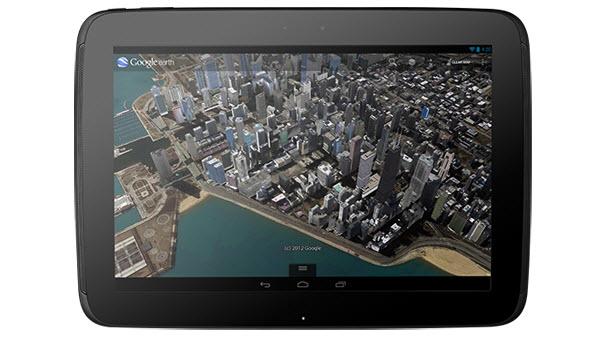 Nexus 10 tablet ve 3G destekli Nexus 7 tablet