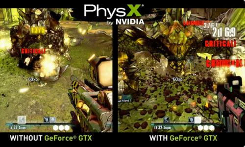 Borderlands 2 PhsyX desteği ile bir başka
