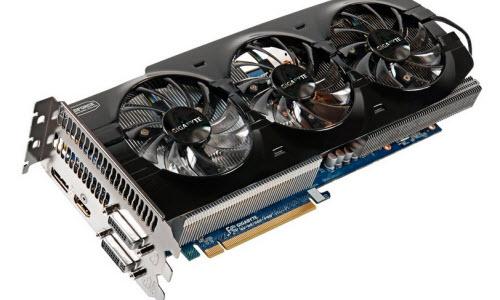 Üst seviye: Gigabyte GeForce GTX 670 OC