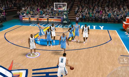 NBA2K13'e Jay-Z damgası