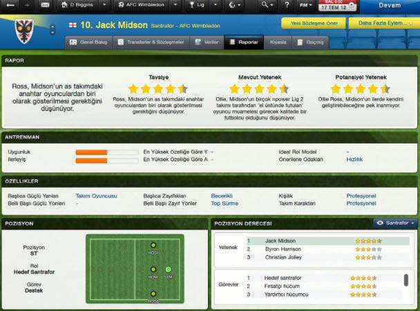 Football Manager 2013'de hangi yenilikler var?