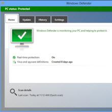 Windows 8 kutudan çıktığı haliyle bile güvenli