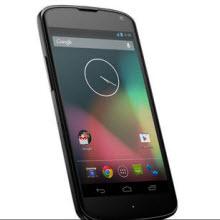 Google Nexus 4 İngiltere'de tükendi