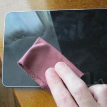 Dokunmatik ekranınızı temizlemenin yolu