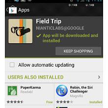 Sezzice Google Play 3.10.9'a geçtik