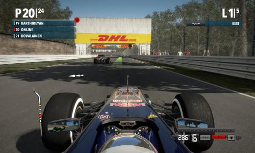 F1 2012'de iki büyük yenilik mevcut