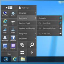 Windows 8 uygulamaları artık pencerede