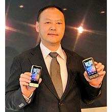 """HTC CEO'su: """"Çok mutlu bir anlaşmamız var"""""""