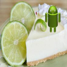 Android 5.0 Lime Pie görücüye çıktı